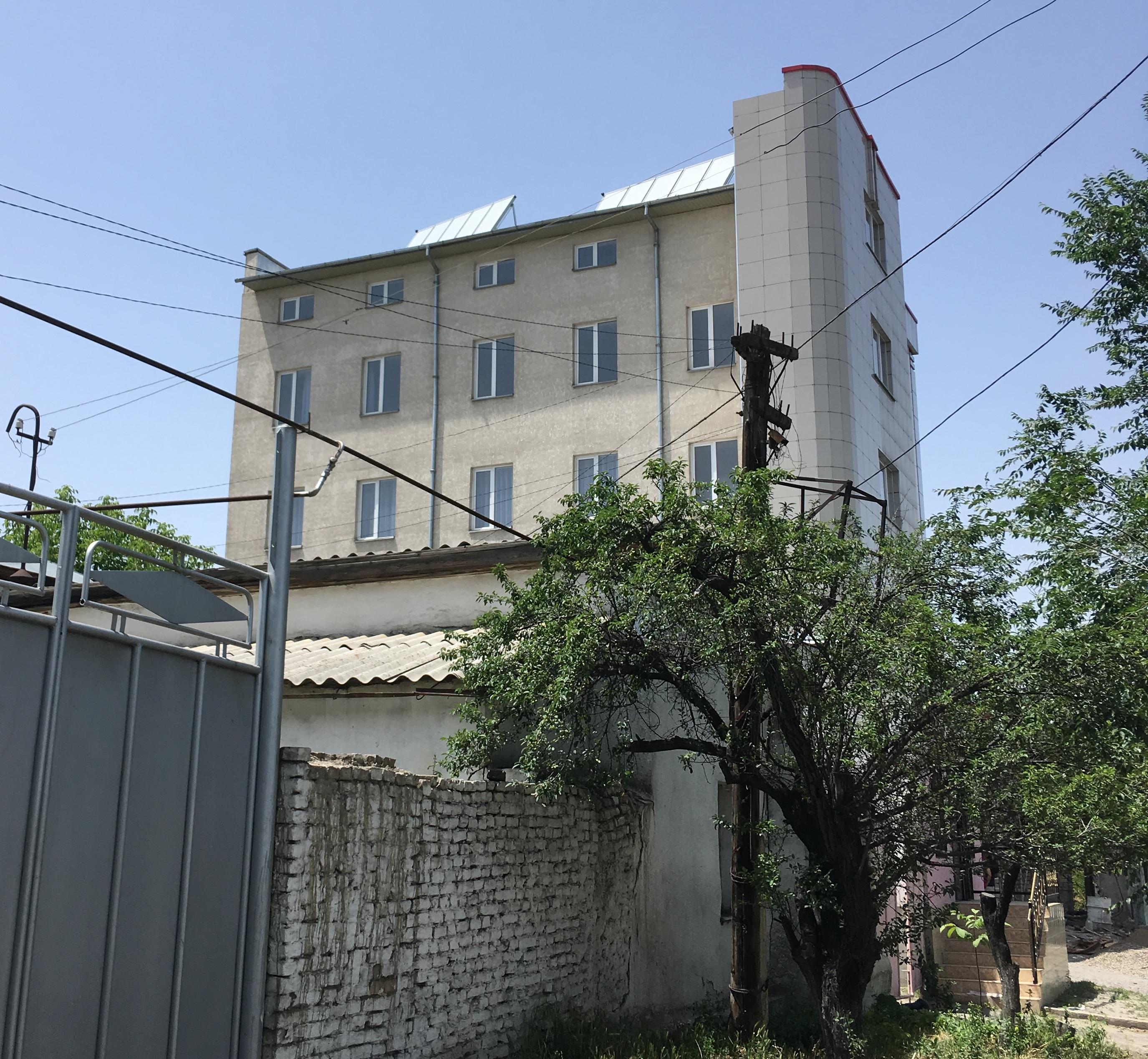 Отель «Раян», город Ош
